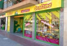 Nueva Tienda Don Dino en Benidorm