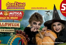 Vive el Halloween con Don Dino