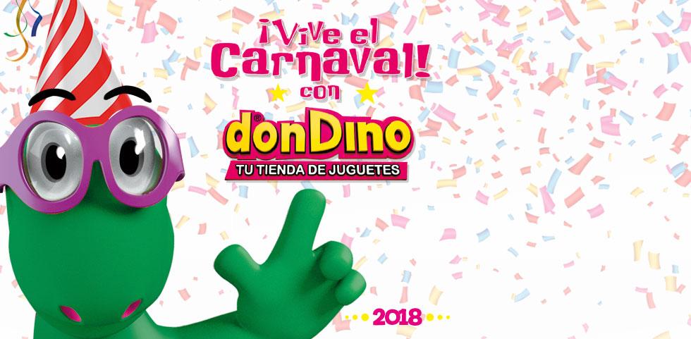 2018 DinoTu Tienda De Juguetes Don Carnaval wkOPn08