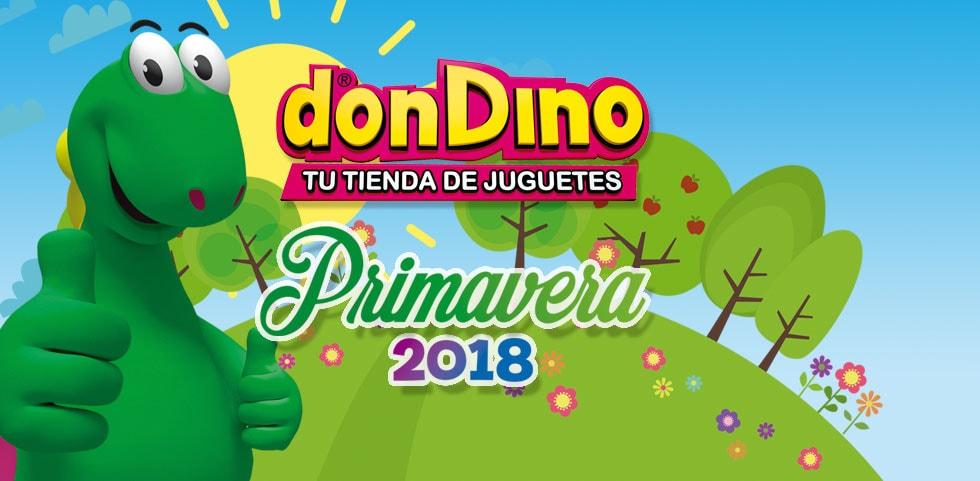 DinoTu De 2018 Juguetes Tienda Don Primavera xCsthdQr