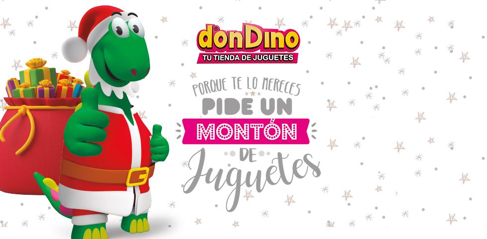 Tienda Juguetes 2018 Don Navidad DinoTu De cARL35jq4S