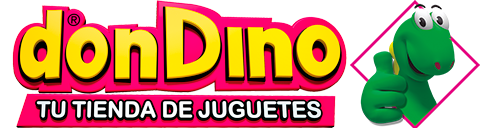 Don Dino, tu tienda de juguetes