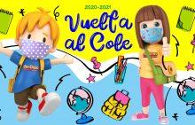 Vuelta al Cole 2020 juguetes don dino