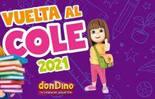 Vuelta al Cole Don Dino 2021